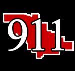 1 911 calls logo