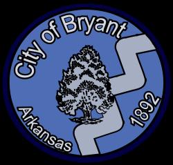 1city of bryant logo 11