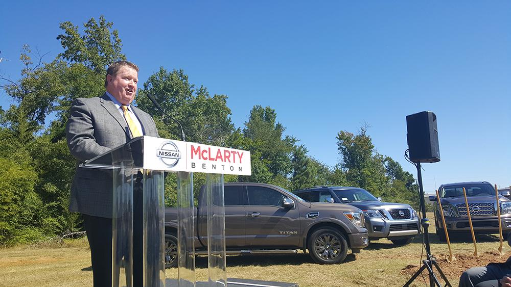 Lake Charles Toyota >> New Nissan Dealership Breaking Ground in Benton Wednesday