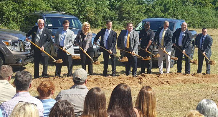 New Nissan Dealership Breaking Ground in Benton Wednesday