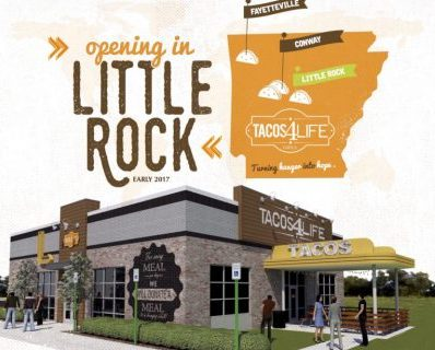 Arkansas Owners To Bring New Kind Of Taco Restaurant To Benton