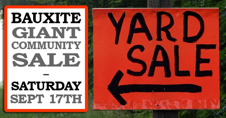 bauxite-community-sale
