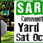 Sardis Community-Wide Yard Sale Oct 8th