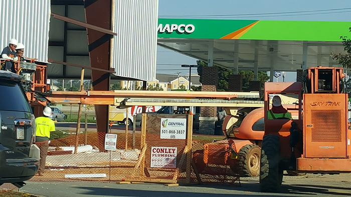 construction reynolds road liquor store consignment bryant cafe mapco