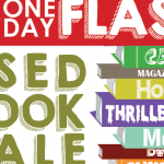 Library Extends Used Book Sale to Wed & Thu
