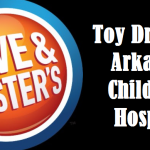 Toy Drive for Children's Hospital Until Dec 15th at Dave & Buster's