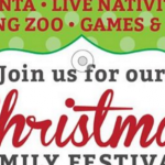 Santa, Live Nativity & Petting Zoo all part of Christmas Family Festival in Benton Dec 10th