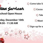 Civitan to host open house Dec 10th at renovated preschool in Benton