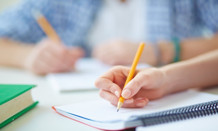 Teen Creative Writing Class Meets Every Wednesday Afternoon in Benton