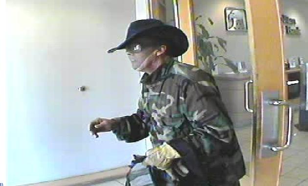 camo cowboy benton robbery