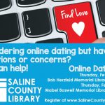 "Library to Present ""Online Dating 101"" to Help Singles Navigate Sites and Stay Safe"