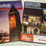 The Benton & Bryant Chamber directories come with a bonus this year