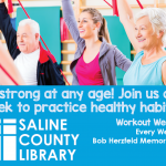 Get Your Weekly Workout Wednesday with Friends at the Library