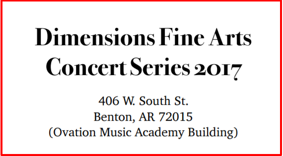 OMA Concert Series 2017