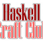 Haskell Craft Club Meets Friday Mornings for Quilting, Fellowship & Potluck