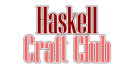 haskell craft club logo