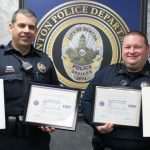 Benton Officers Recognized by Secretary of Defense as Patriotic Employers