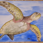 Free Watercolor Painting Class in Bryant on May 17