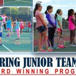 Enroll now for USTA Spring Junior Team Tennis