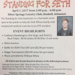 """Standing for Seth"" Event Saturday Benefits Local Teen After ATV Accident"