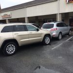 Bryant Vehicle Rolls by Itself from one Restaurant to Another