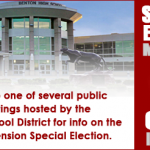 Benton Schools Sets 6 Public Meetings for Info on the Debt Extension Election