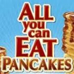All-You-Can-Eat Pancakes & More, Saturday AM in Salem