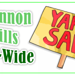 City-Wide Yard Sale in Shannon Hills is May 6th