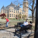 New Places to Sit and Enjoy Beautiful Downtown Benton