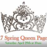 The 2017 Spring Queen Pageant Is in Bryant on April 29th
