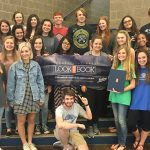 Bryant Student Yearbook Staff Recognized for Their Excellent Work