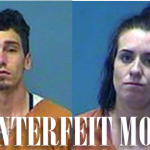 Two Arrested in Benton After PD Investigates the Printing and Selling of Counterfeit Money