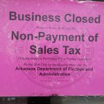 Flower Shop in Benton Closed By the State for Non-Payment of Taxes