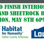 Women's Home Improvement Class Hosted by Lowe's & Habitat