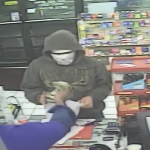 Benton Police Looking for Alleged Convenience Store Robber