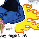 The Arkansas 2M Run is at the new Riverside Park Course on June10th