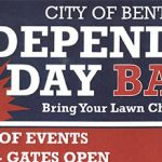 Benton's July 1st Bash Rained Out; Fireworks Rescheduled