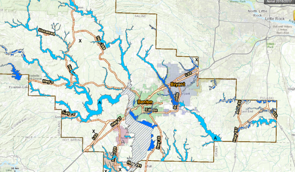 Proposed Flood Map By FEMA Will Affect Insurance Rates In Saline - Fema maps