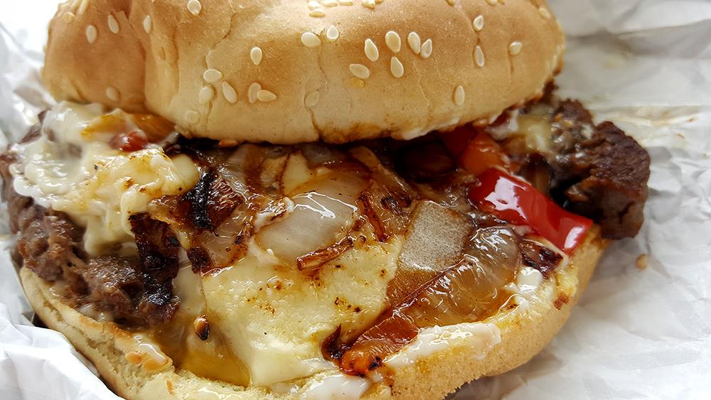 Da Burger Shack Food Truck Menu