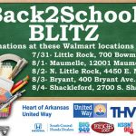 Bryant School Supply Drive Event Aug 3rd Includes Bounce House and More