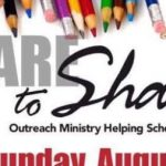 Annual Dare to Share School Supplies Drive in Sardis Is August 6th