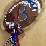 Make a Spirit Wreath for Your Football Team in Civitan's Craft Event Aug 25th