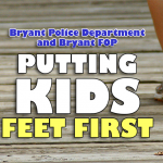 "Annual ""Putting Kids Feet First"" Seeks Donations for Buying New Shoes for Bryant Children"