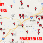 Current List of Sex Offenders in Saline County 082217