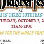 German Fare, Live Music & Hay Rides On Tap for Oktoberfest in Bryant Oct 7th