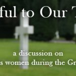 Library to Host a Discussion on Arkansas Women During the Great War, Sep 9th