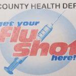 Saline County Health Dept to Host Drive-Thru Flu Shot Clinic Sept 29th