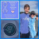 """No Stomach for Cancer"" Fundraiser Walk/Run Is Nov 4th in Bryant"