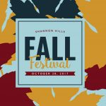 3rd Annual Shannon Hills Fall Festival Happens Oct 28th