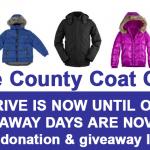 Saline County Coat Closet's 13th Annual Coat Drive Has Begun, Main Days are Oct 31 & Nov 1